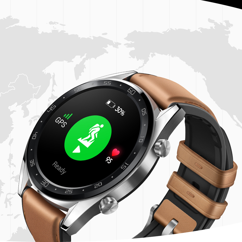 Original HUAWEI Watch GT Smart watch Support GPS 14 Days