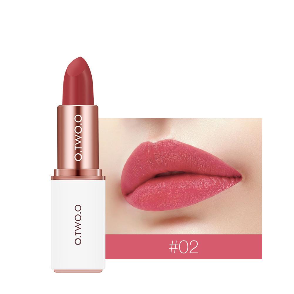 Velvet Matte Smooth Moisturizing Texture Temptation Lipstick
