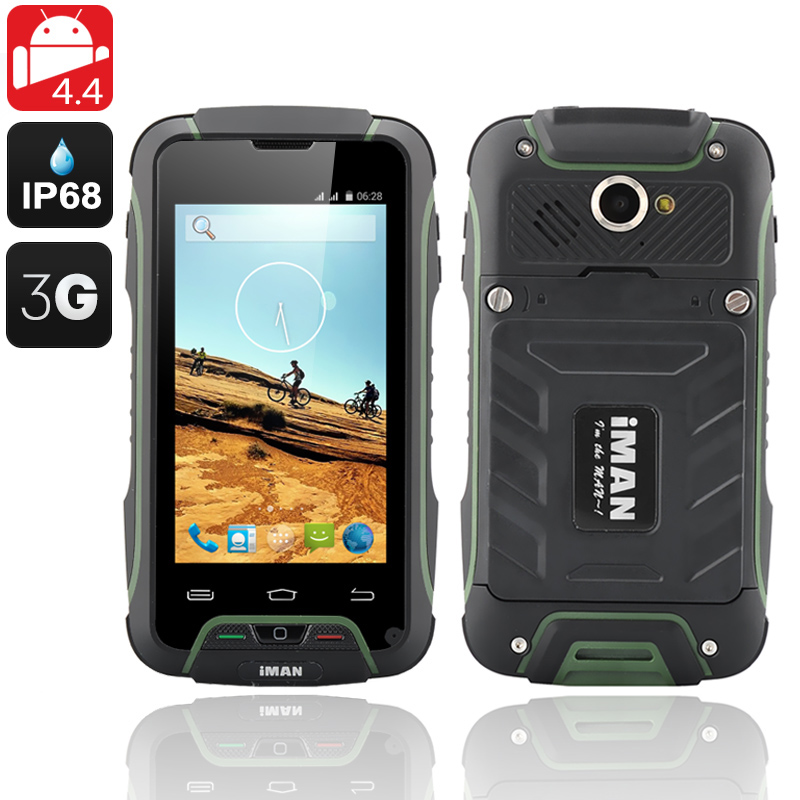 Wholesale Iman V3 Rugged Phone Ip68 Smartphone From China