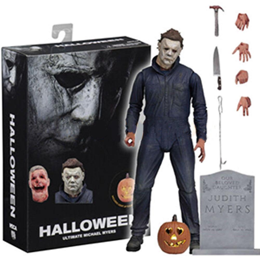 NECA Halloween Ultimate Michael Myers 7