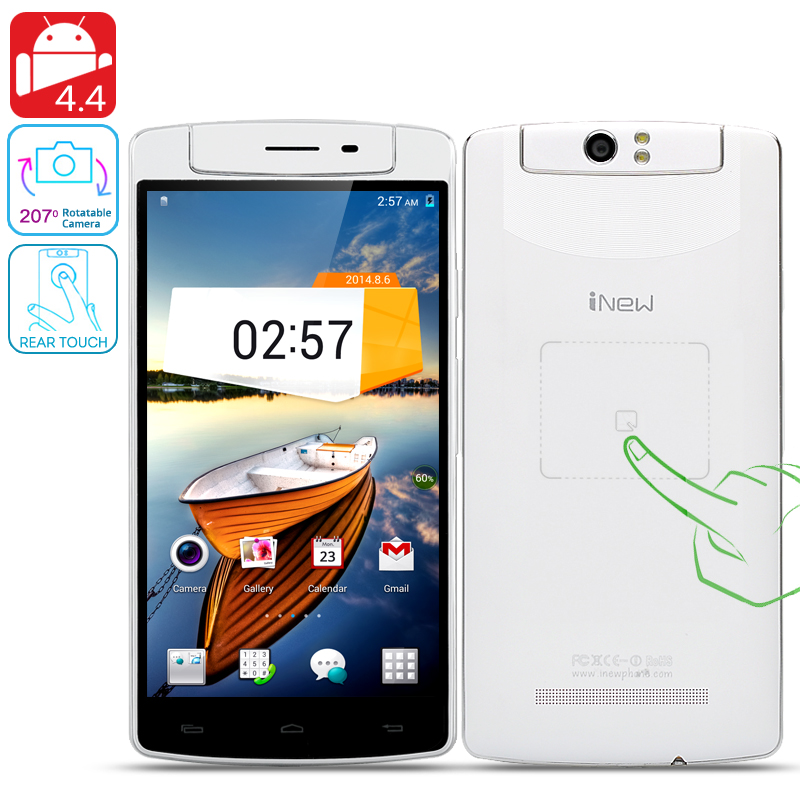 iNew V8 Hexa Core Phone (White)