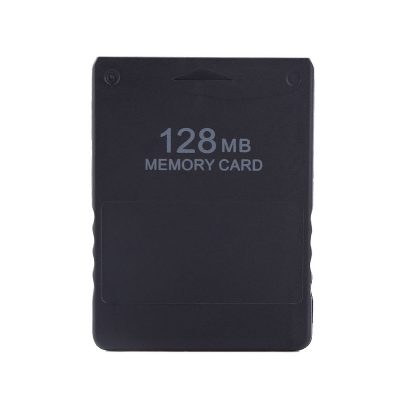 For Sony  2 PS2 Memory Card 8M / 16M / 32M / 64M /128M High Speed Gameboy Micro Game Memory Card for Sony  128MB