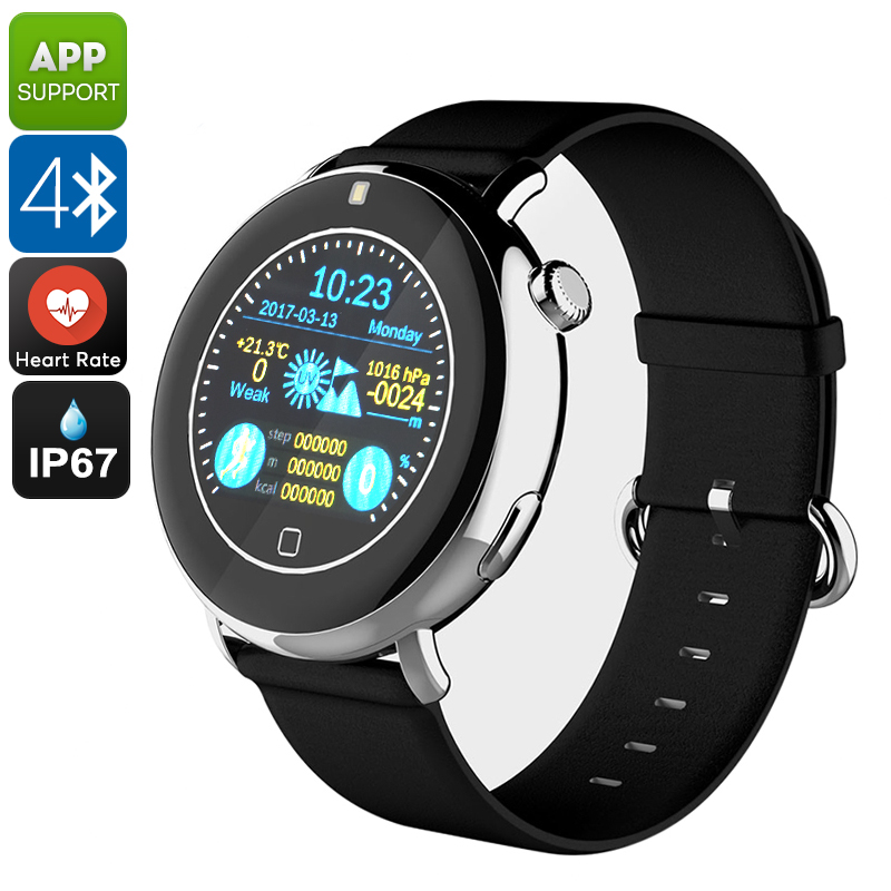 Bluetooth Smart Watch EXE C7 (Black)