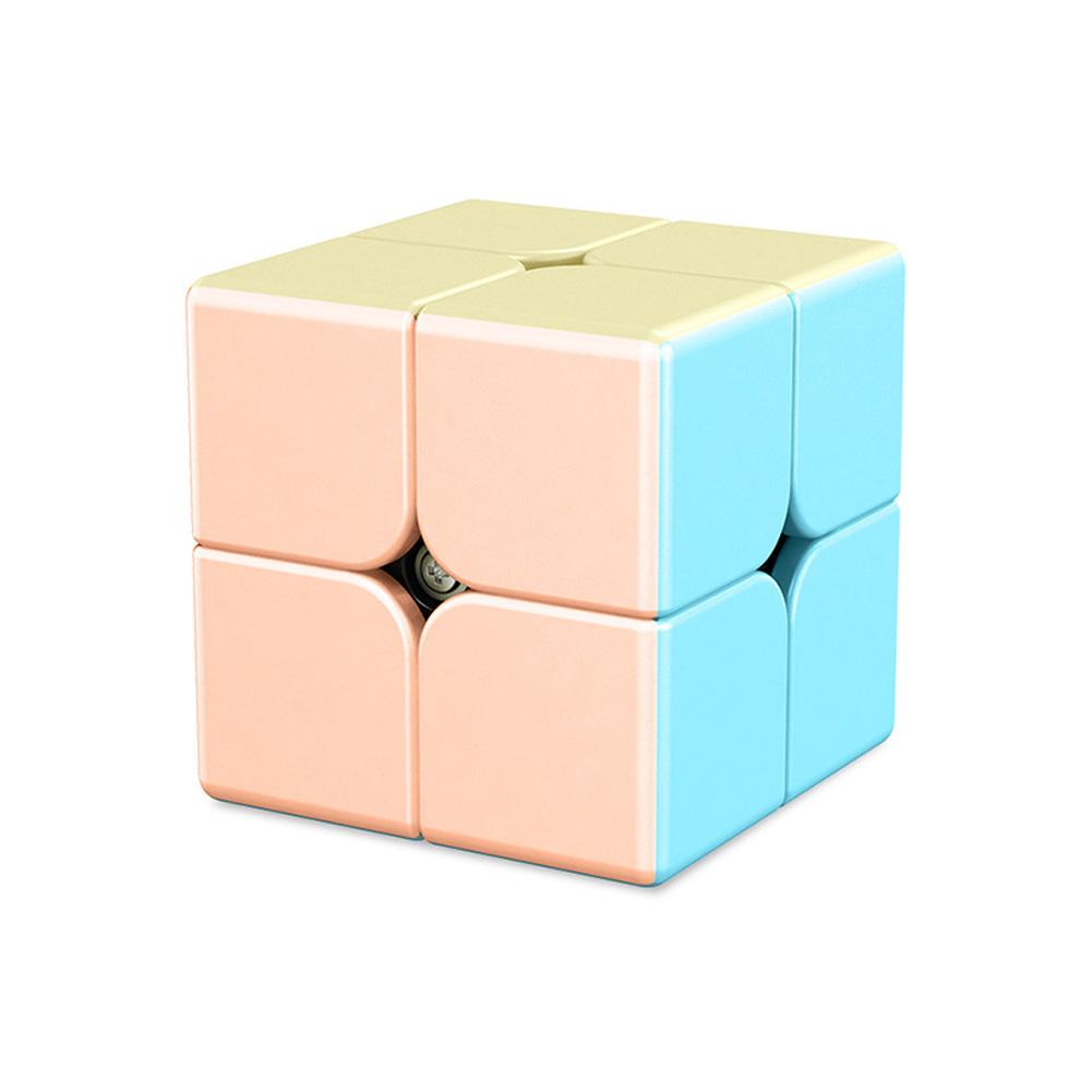 Magic Cube Cubing Culture Meilong Macaron Color Cube 2x2  macaron