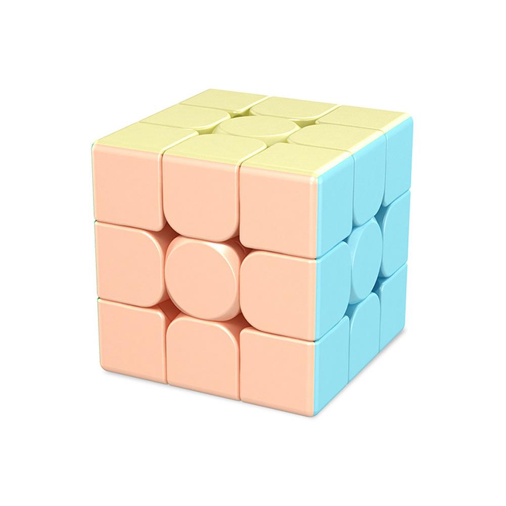 Magic Cube Cubing Culture Meilong Macaron Color Cube 3x3 macaron