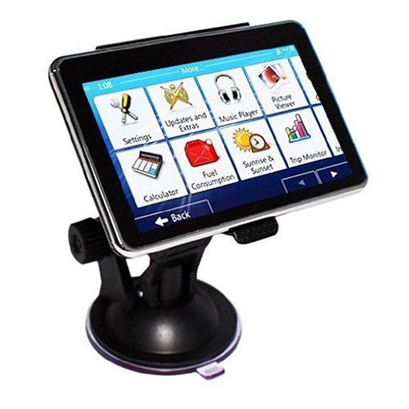 Cheap 4.3` SatNav Sat Nav GPS / Media Player - USA Maps built-in