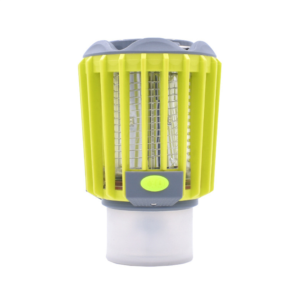 Outdoor Camping Mosquito Lamp Led Camping Tent Purple Photoelectric Mosquito Lamp As picture show