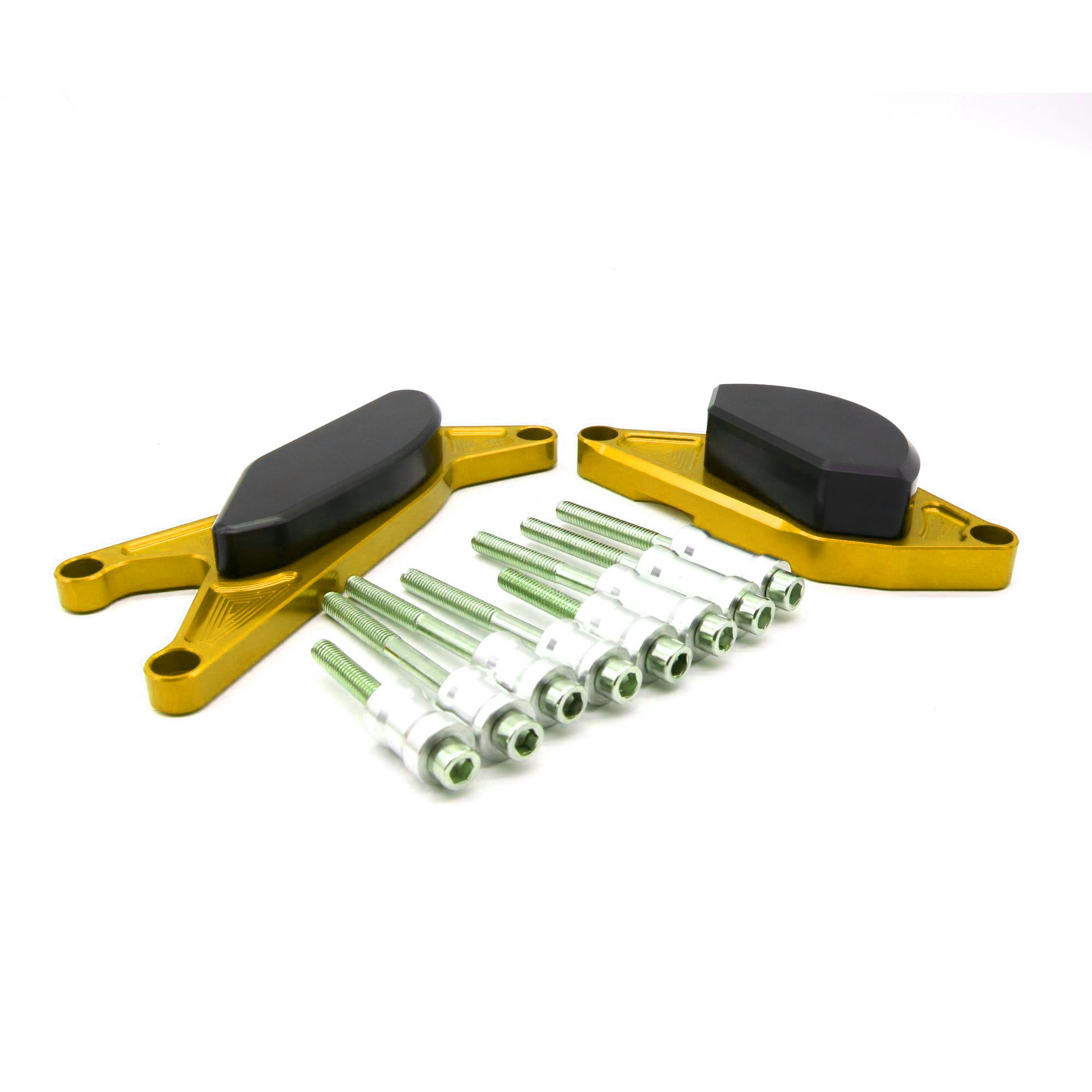 Motorcycle Frame Slider Crash Pad Cover Falling Protector Engine Stator Guard for Suzuki GSXR1000 GSX-S1000/F GSR400/600 gold