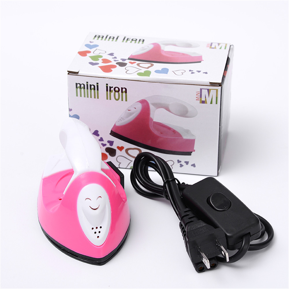 Mini Heat Press Machine For T Shirts Shoes Hats Small Heat Transfer Vinyl Projects Charging Base Accessories red_US Plug