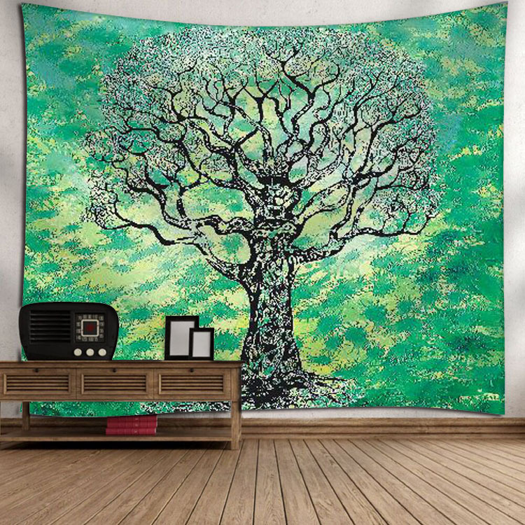 Fashion Bohemian Tapestries Wall Hanging Tapestry Wall Hanging Indian Dorm Home Decor 18_150*130