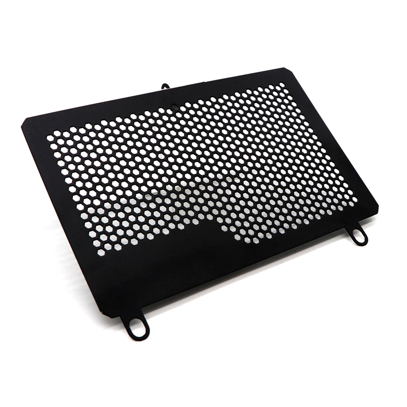 Motorcycle Modification Radiator Protective Cover Grill Guard Grille Protector For HONDA CB500X CB500F 13-18 black