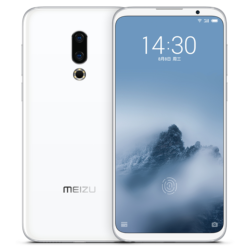 Meizu 16th 6GB 128GB Mobile Phone White