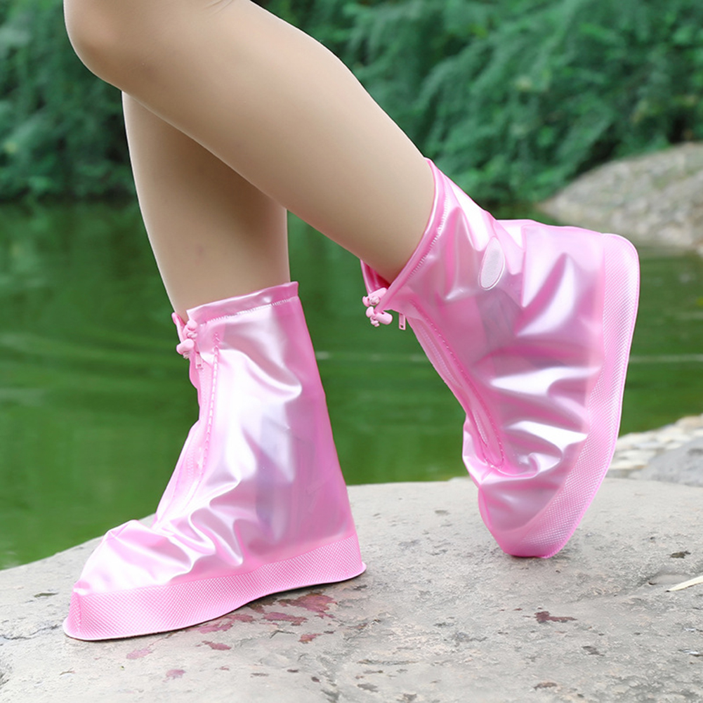 Waterproof Shoes Cover Reusable Snow Boots