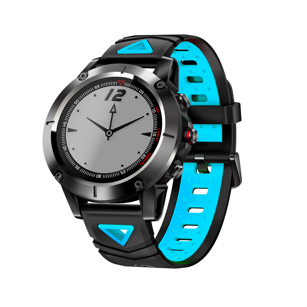 Blue Smart Sports Watch
