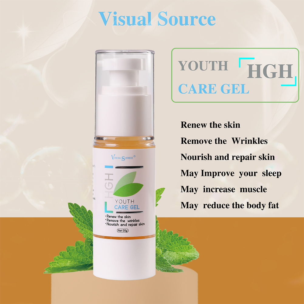 HGH CARE Gel Moisturizing Lubricating Gel for Face 30g