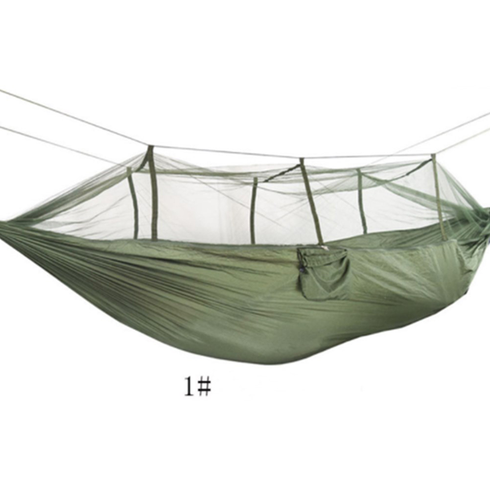 Portable Parachute Fabric Hammock 1#