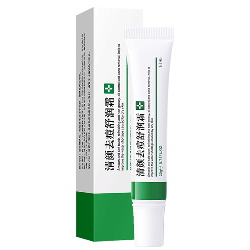 Facial Cream Whitening Moisturizing Shrinking Face Acne Removal Cream Acne Relief Cream 20g