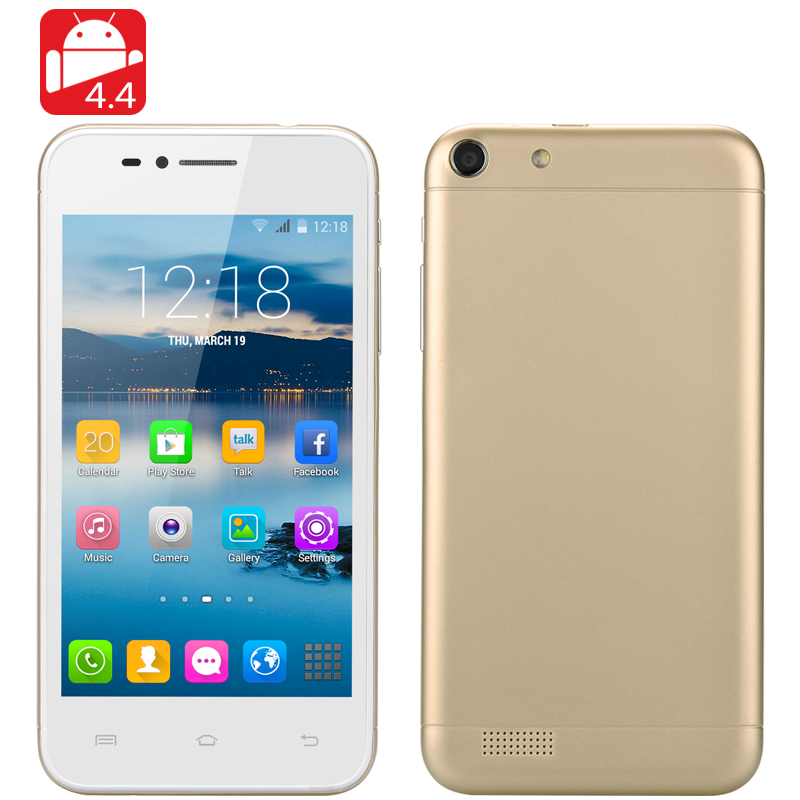 Q6 Android 4.4 Smartphone (Golden)