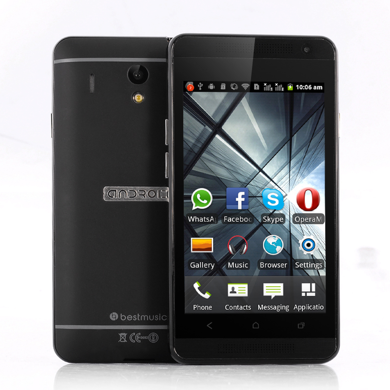 Budget 4 Inch Android Smartphone - Shaman (B)