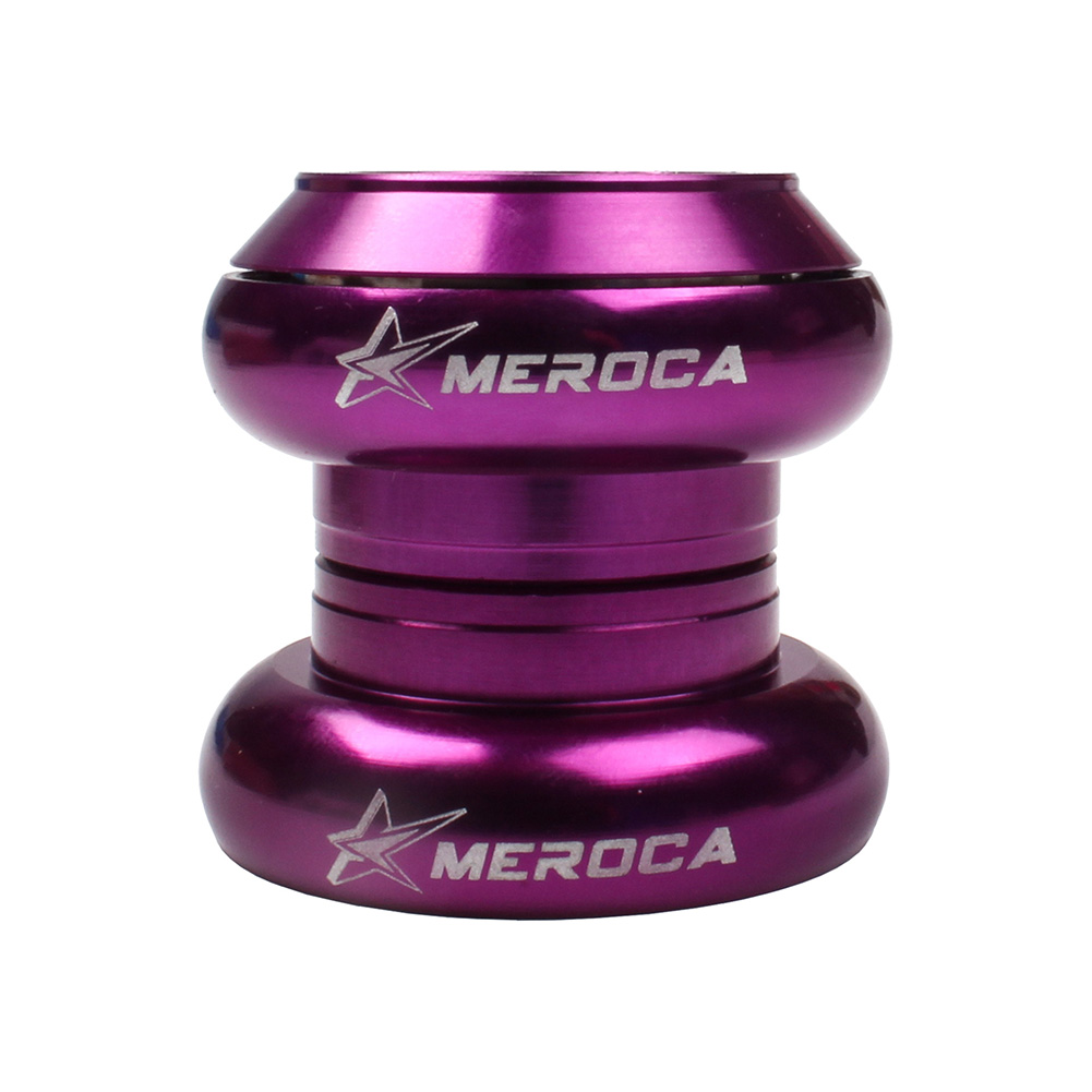 MEROCA Bicycle Headset 29.6mm Headset for Kid Balance Bike special for strider & kuka Children balance bicycle purple