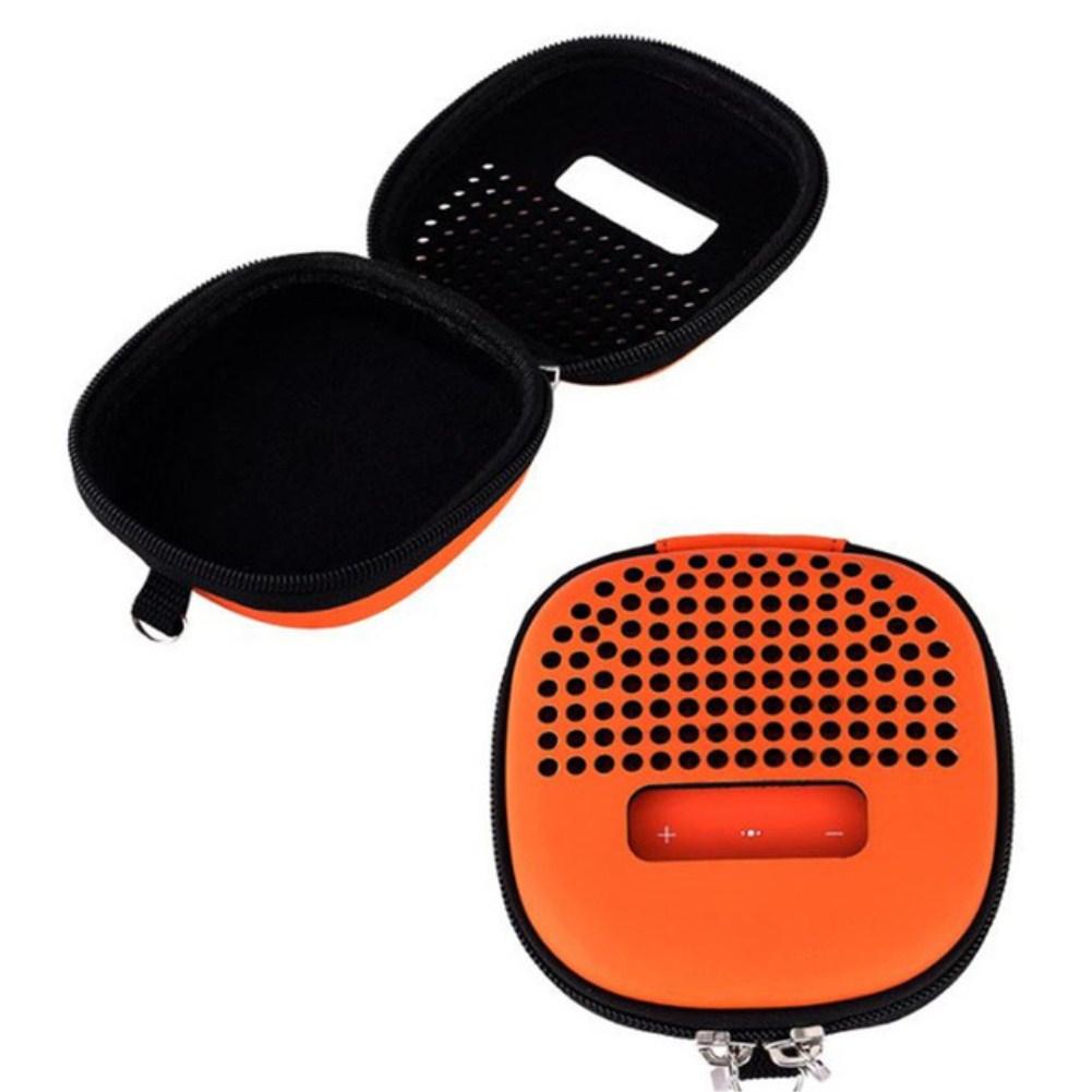Carry EVA Storage Case Bag for BOSE SOUNDLINK MICRO Bluetooth Speaker Orange