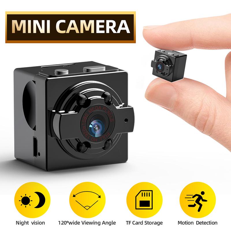 Camera SQ8 Small Convenient Camera With Lithium Battery Card HD Mini DV Camera SQ8 Standard Edition 720p