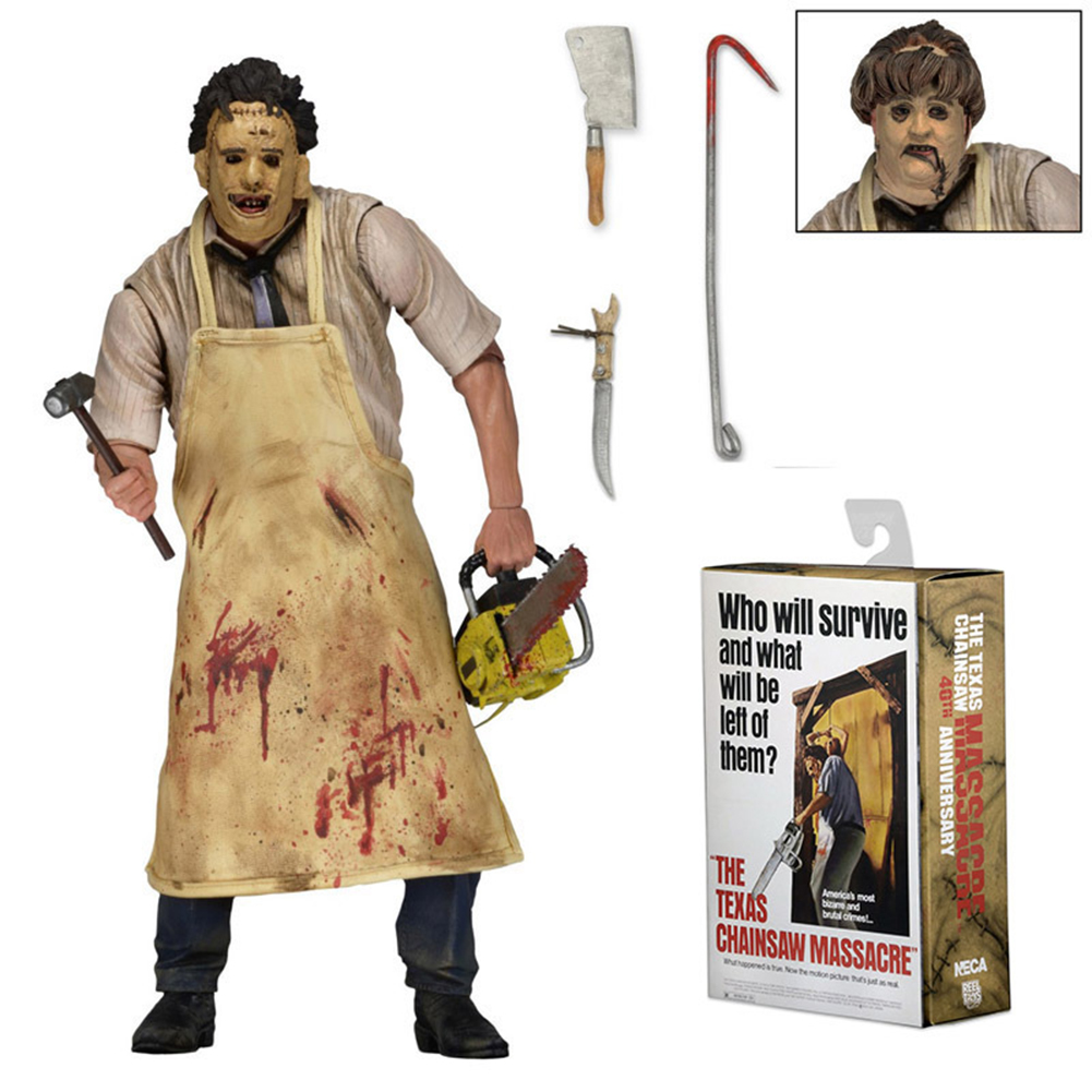 NECA Texas Chainsaw Massacre Leatherface 7