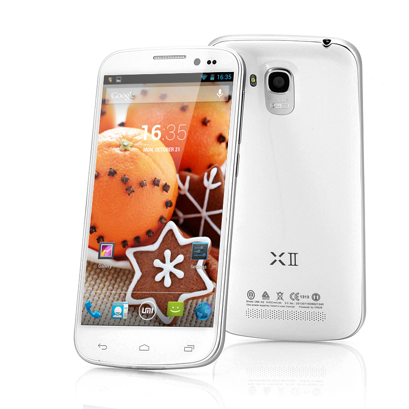 Quad Core Android Phone - UMI X2 (W)