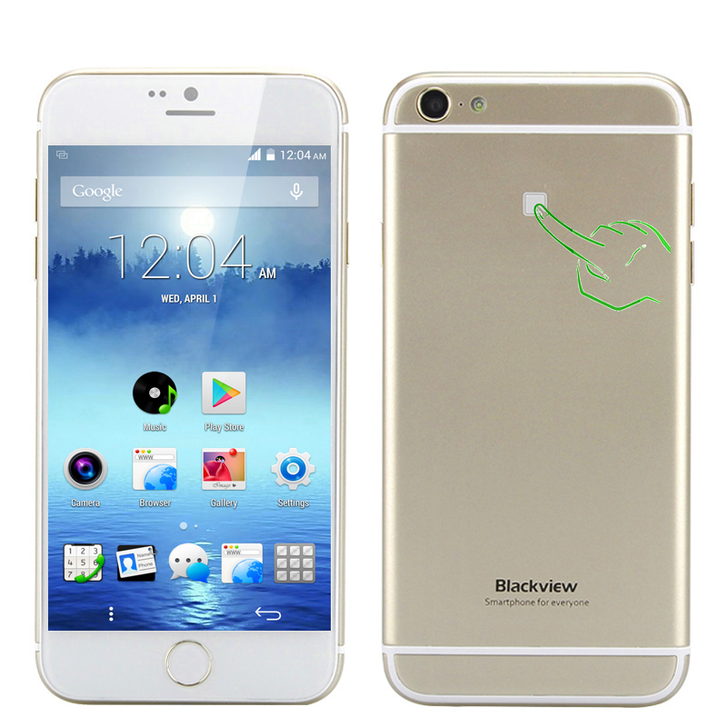 Blackview Ultra A6 Phone (Gold)
