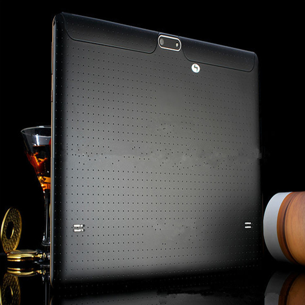 10 inch 16GB Tablet High Definition GPS Navigation Dual Card 4G Call Dual Camera black