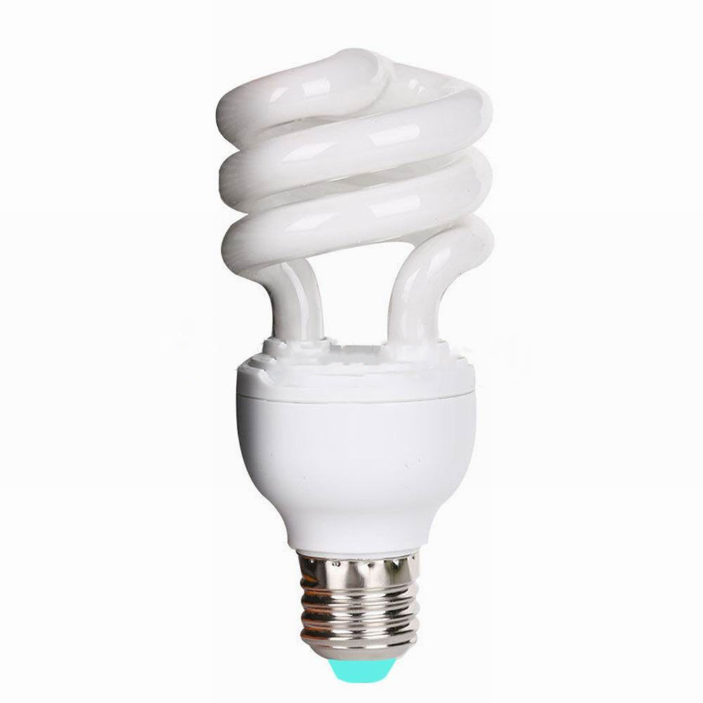 E27 Reptile Light Bulb 5.0 UVB UVA Vivarium Terrarium Pet Tortoise Turtle Snake Lamp white