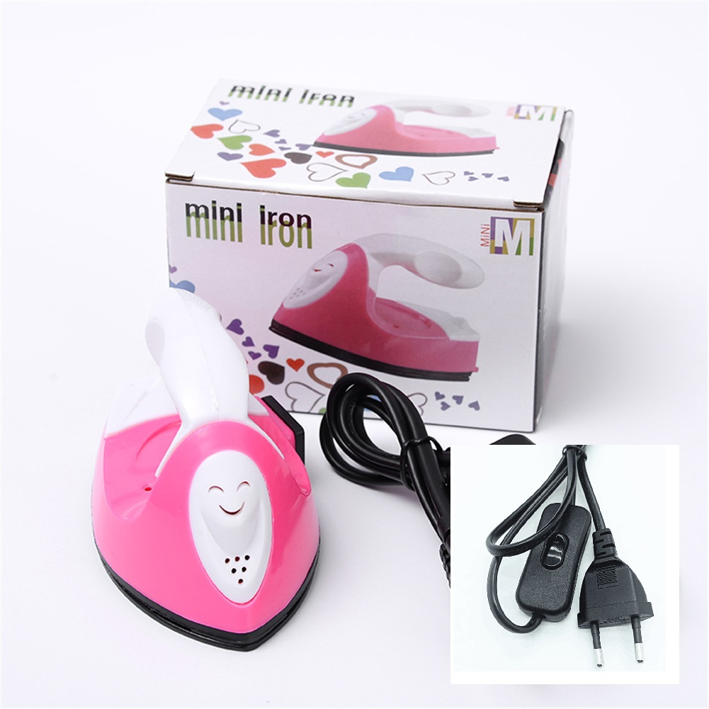 Mini Heat Press Machine For T Shirts Shoes Hats Small Heat Transfer Vinyl Projects Charging Base Accessories red_EU Plug