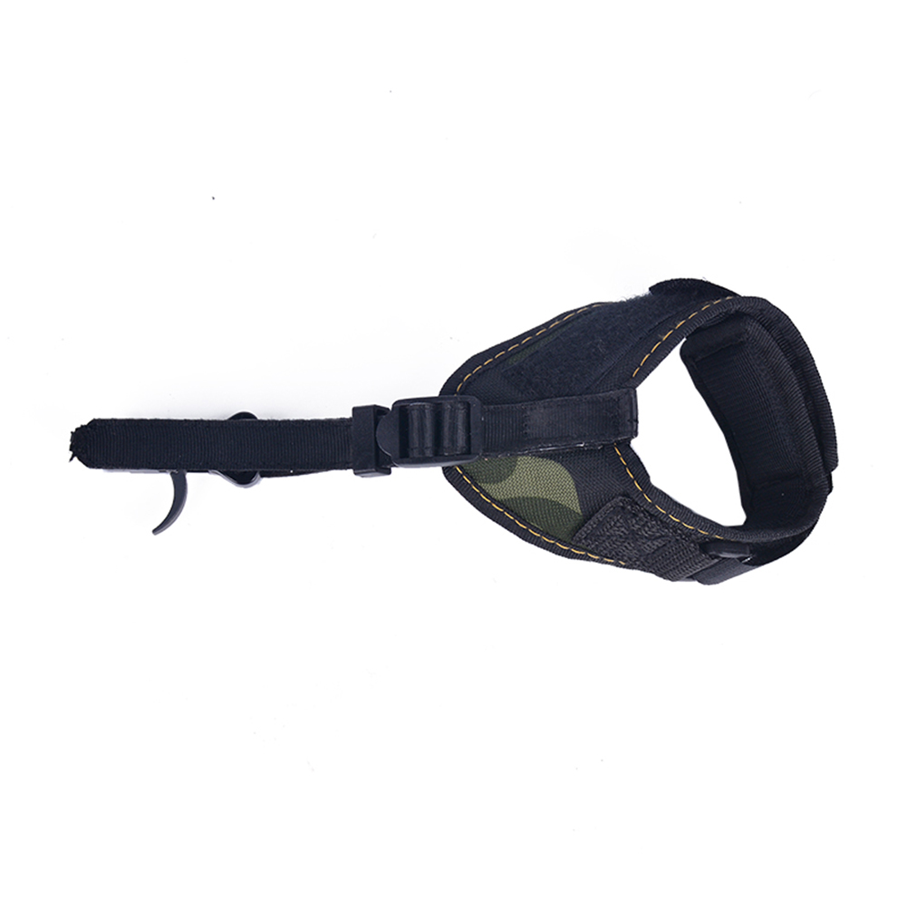 Archery Compound Bow Release Compound Bow Trigger Caliper Strap Wrist Tool Accessories camouflage