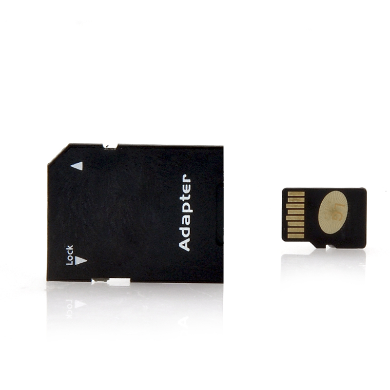64GB TF Card + TF to SD Adapter