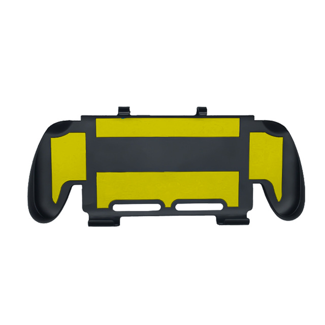 Grip Case For Nintend Switch Lite Ergonomic Design Joystick Gamepad Case For Switch Lite Console Accessories Protection Shell Cover yellow