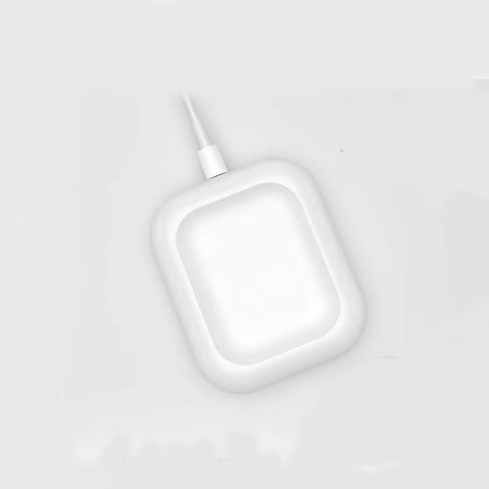Wireless Earphones Charger Fast Charging Station For AirPods Smartphones For IPhone11/Pro Max  white