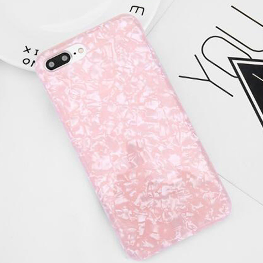 New fashion mobile phone case phone cover protection shell for phone 6/6S 6plus/6splus 7/8 Pink_iPhoneX/xs