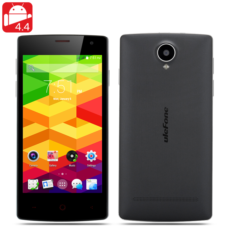 Ulefone Be X Android 4.4 Smartphone (Black)