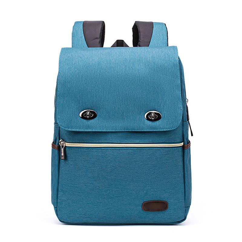 Unisex Backpack Fashionable Stylish Waterproof Large Capacity Student Casual Shouder Bag