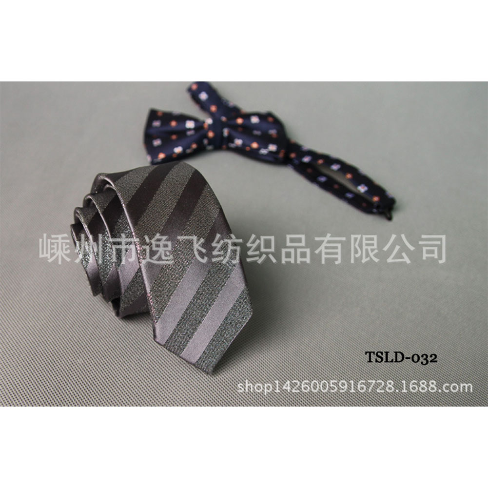 5cm Skinny Tie Classic Silk Solid Dot Narrow Slim Necktie Accessories Wedding Banquet Host Photo TSLD-032