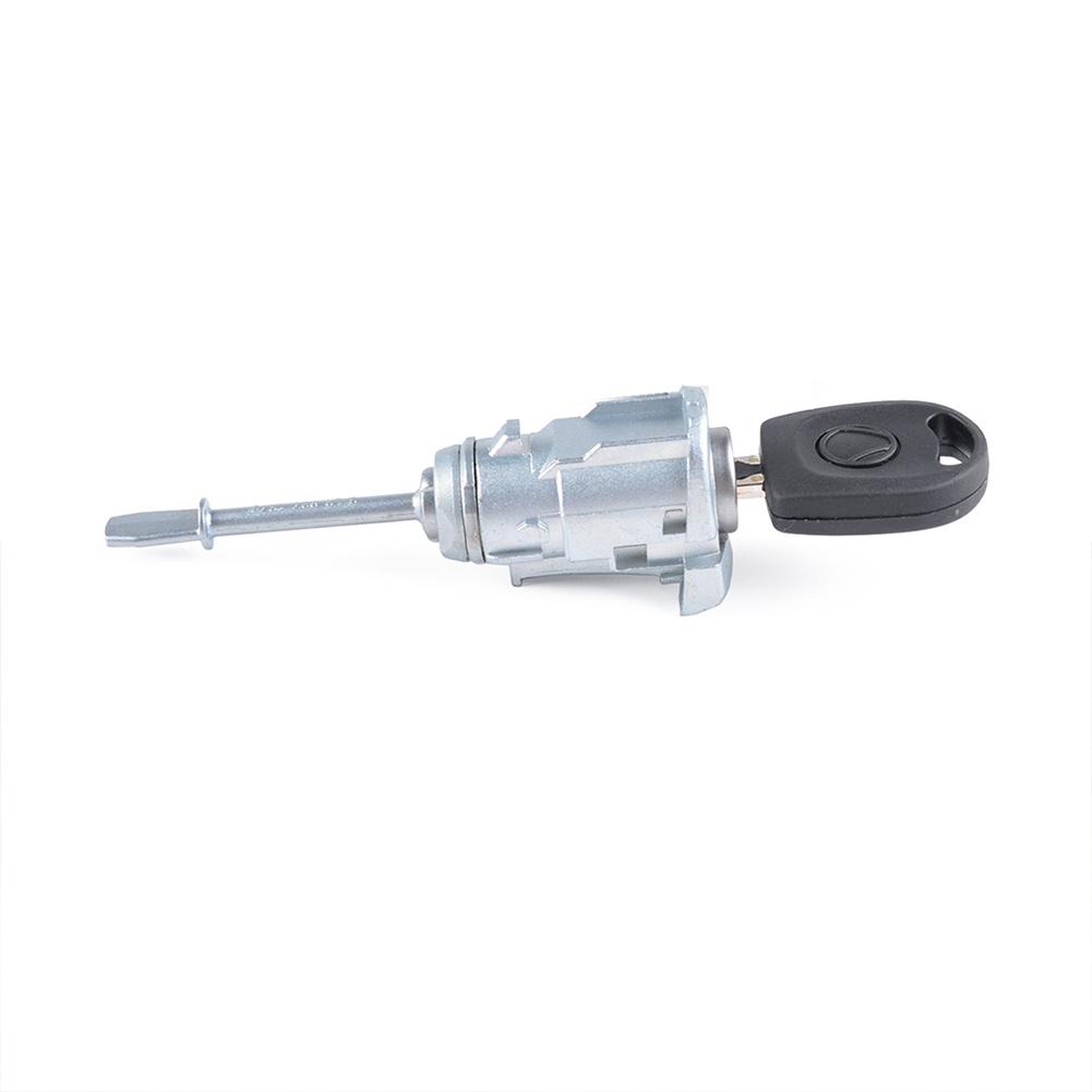 Door Lock Core Door Lock Cylinder for Seat Cordoba Ibiza III OE 6L3837167/6L3837168 Left door 6L3837167B