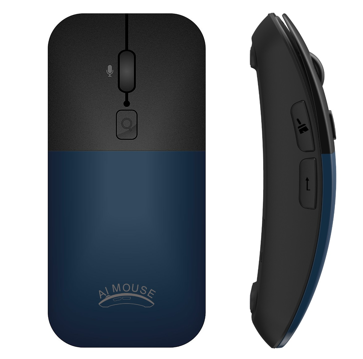 Intelligent Translation Mouse Voice Search Voice Chat Voice-to-text Mouse blue