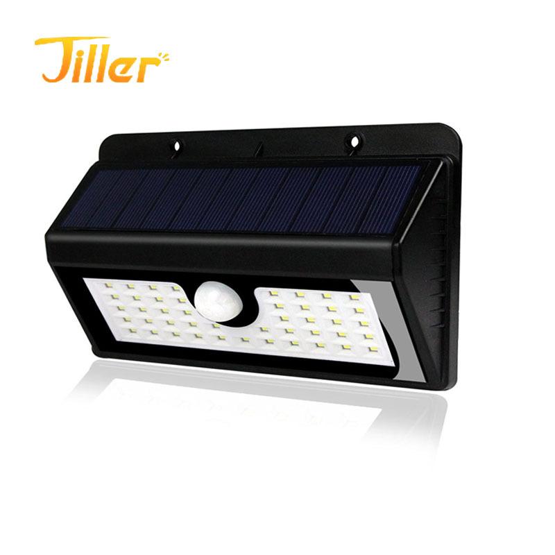 45 LED Solar Motion Sensor Light Waterproof Outdoor Garden Lamps for Yard Garden 45LED