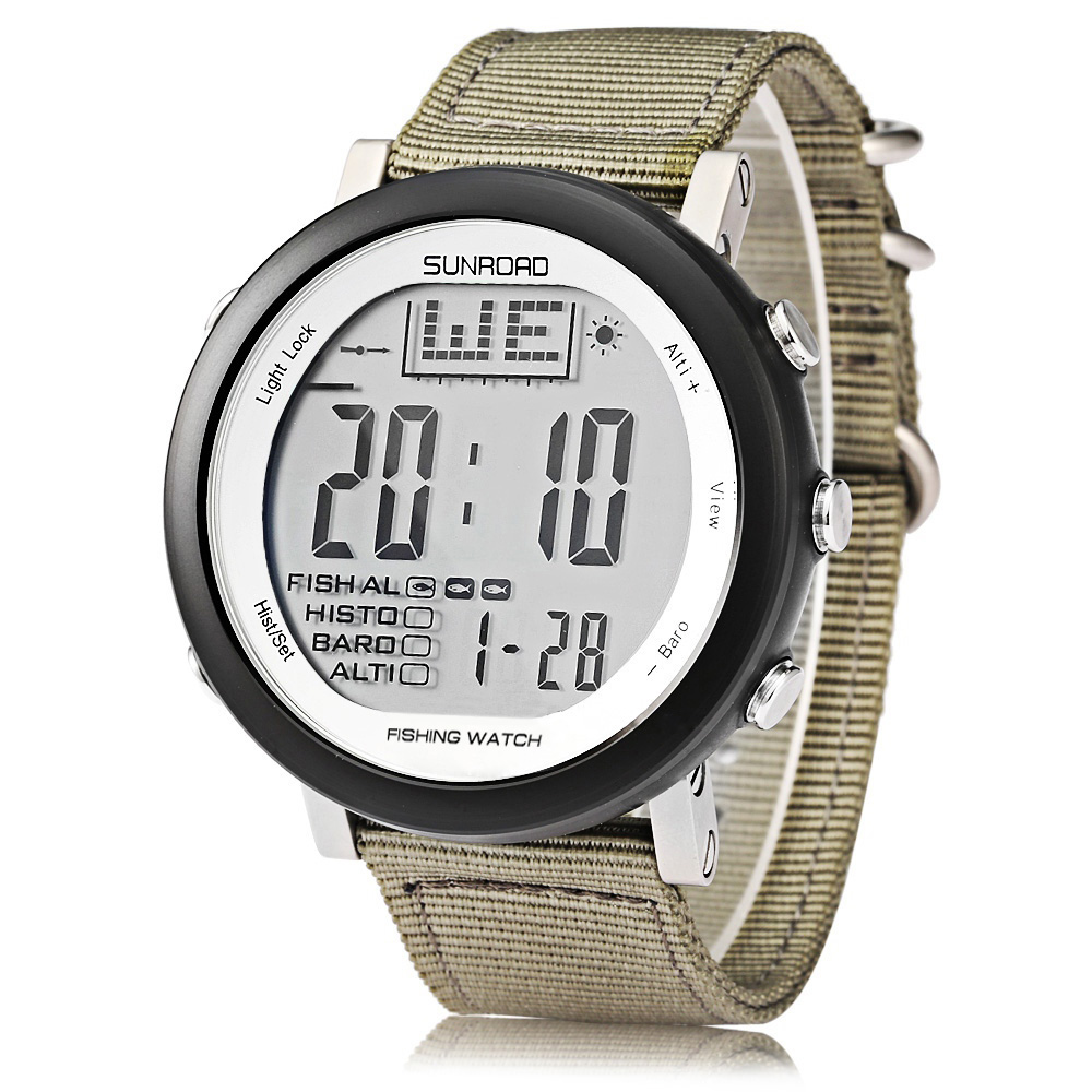 Sunroad FR721 Sports Watch