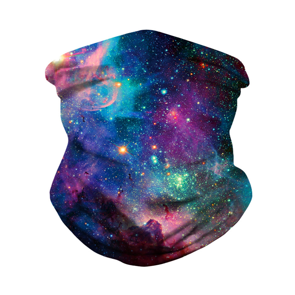 Outdoor Sports Mask Dust-proof Insect-proof Multi-functional Capless Hat Digital Printing Magic Turban BXHA003_Free size