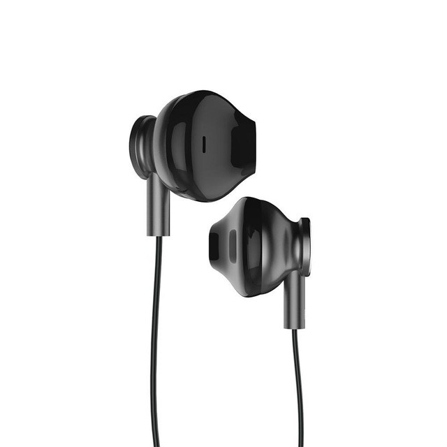 ORICO In-ear Wired Earphone Colorful HiFi Headset Gamer Earbuds Bass Music Gaming Headphones with Mic for Xiaomi Honor iPhone black