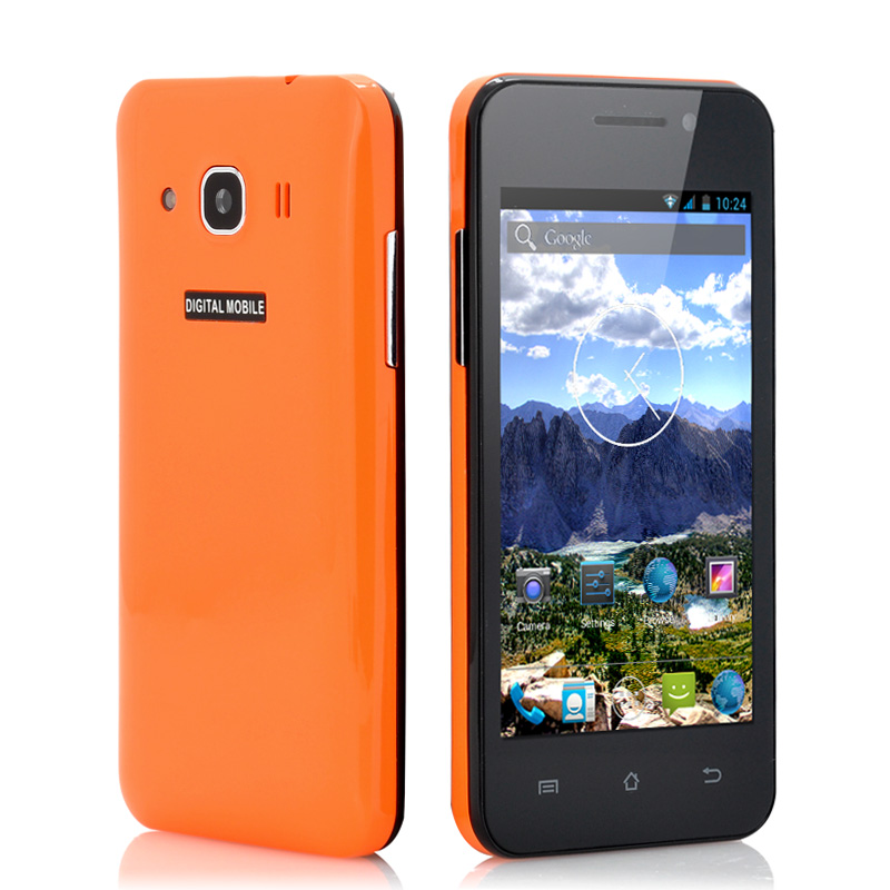 4 Inch Android IPS Mobile Phone - Sierra (O)