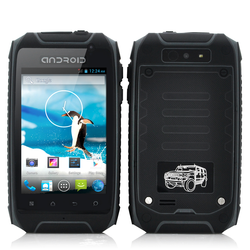 Rugged Android 4.2 Phone - Stardust (Gr)