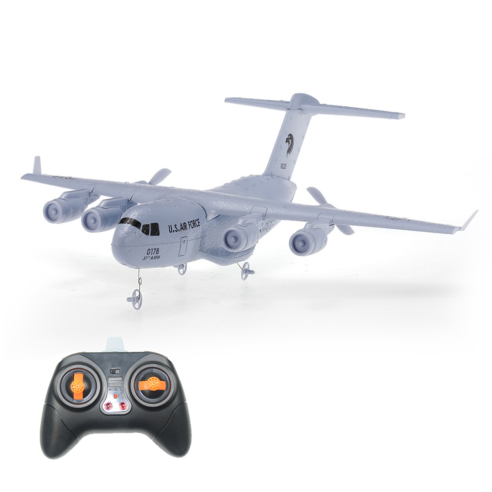 Broken Resistant Assembly Foam Airplane Toy