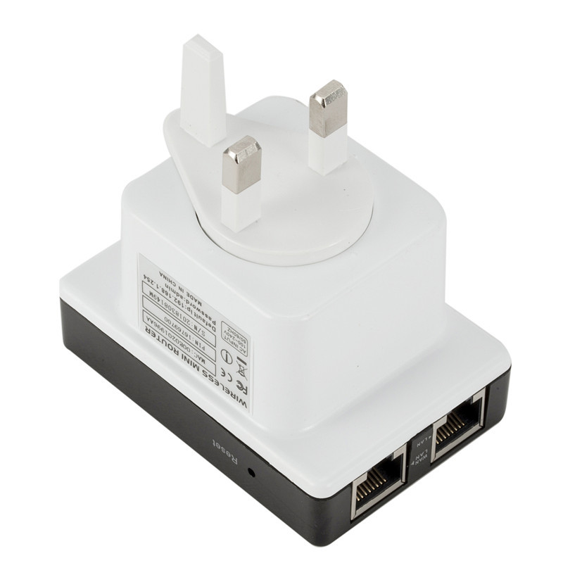 300M Wireless WIFI Signal Amplifier - UK Plug